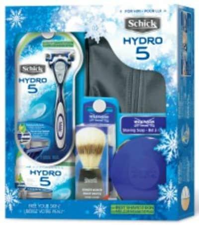 Schick Hydro 5 Holiday