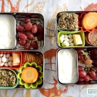 Bento Box Lovable Lunches