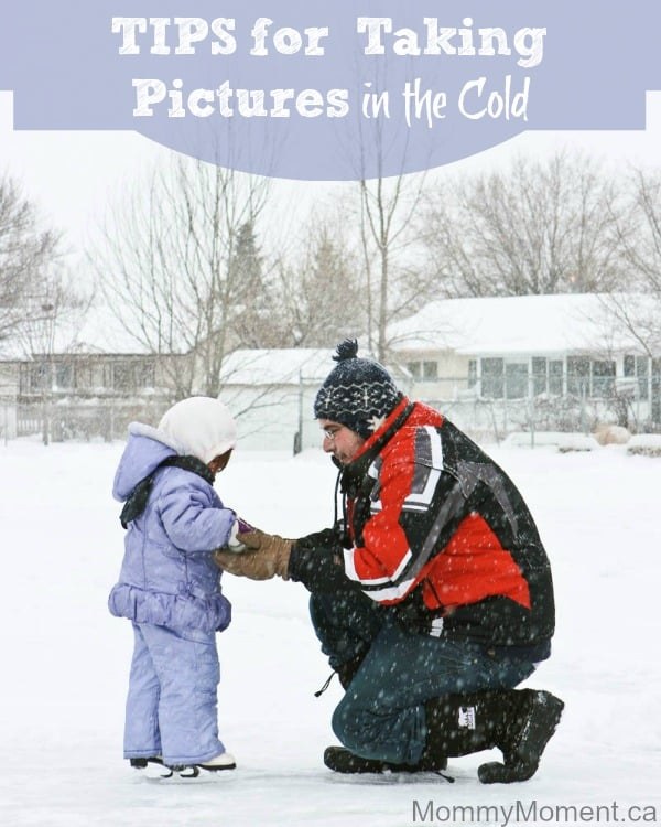 Tips pictures in the cold