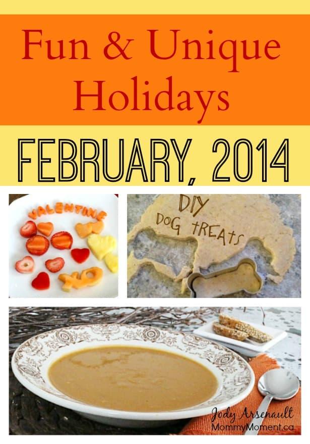 unique-holidays-February