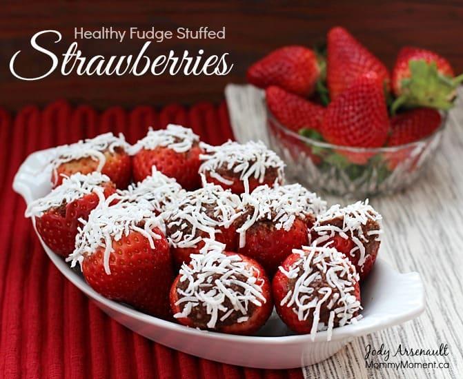 Stuffed-strawberries