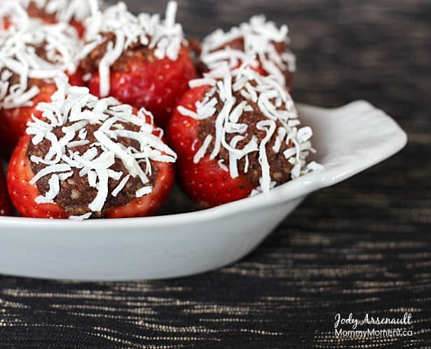fudge-strawberries