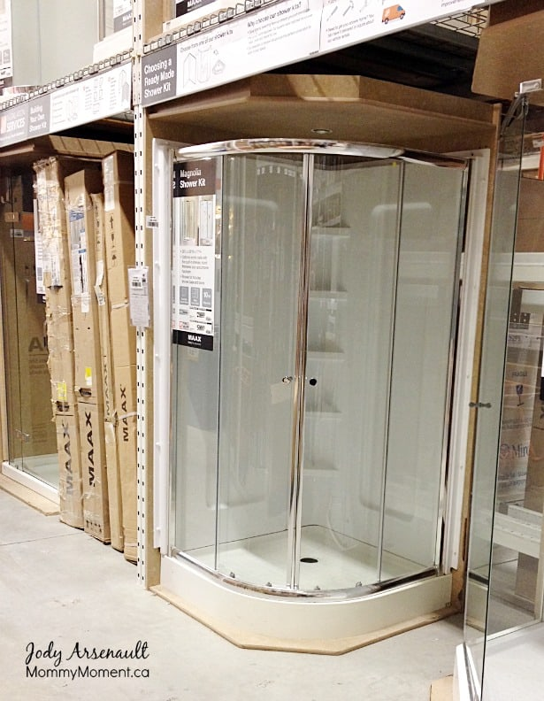 Shower Kit Home Depot