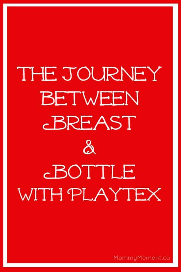 Breast and Bottle Playtex
