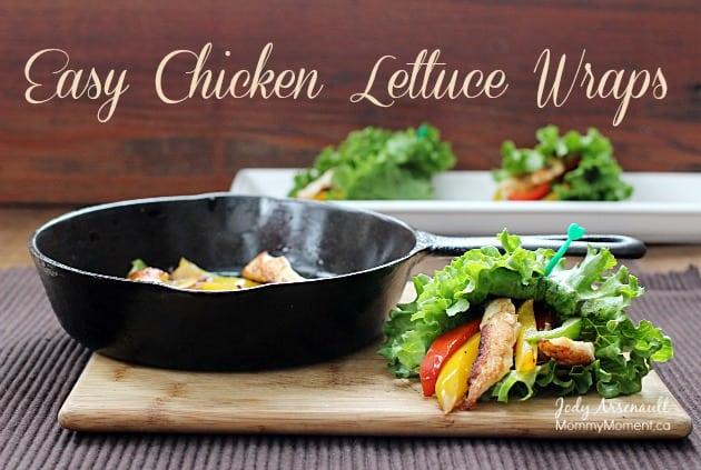 Easy-Chicken-Lettuce-Wraps