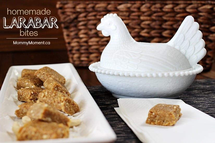 Homemade-Larabar