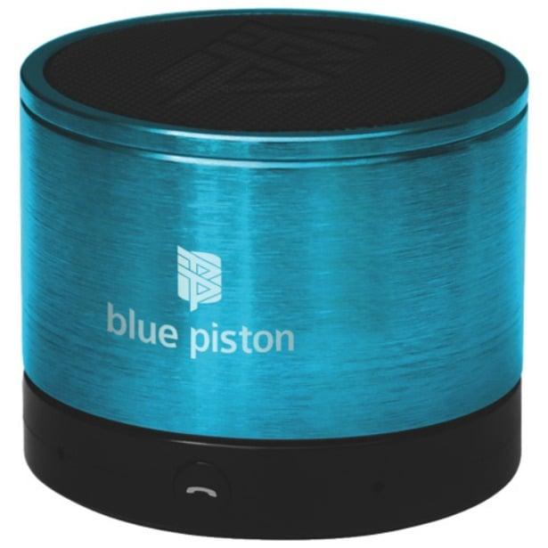Blue Piston Bluetooth Speaker