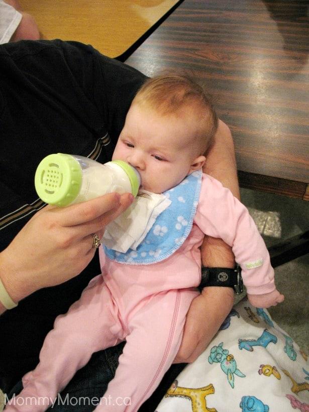Playtex Bottle Feeding
