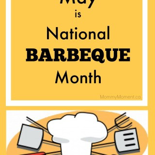 May is National BBQ Month!