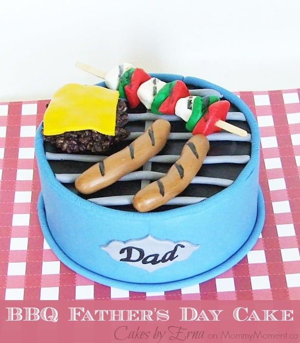 BBQ Cake