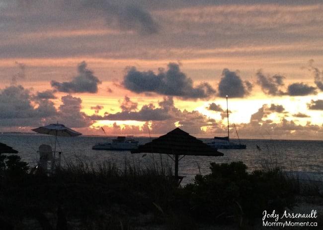 beaches-sunset
