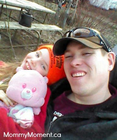 daddy-daughter-camping