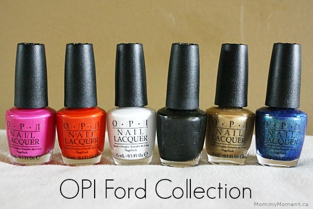 OPI Ford Collection