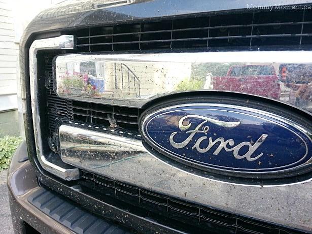 Ford F-350 Truck 2015