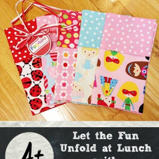 Let the Fun Unfold at Lunch with Funkins