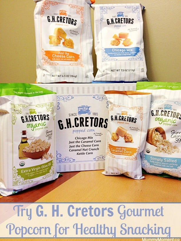 G H Cretors Popcorn