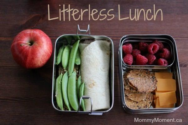 Litterless Lunch