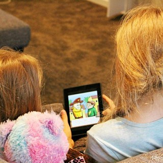Reading for the Whole Family with the Kindle Fire