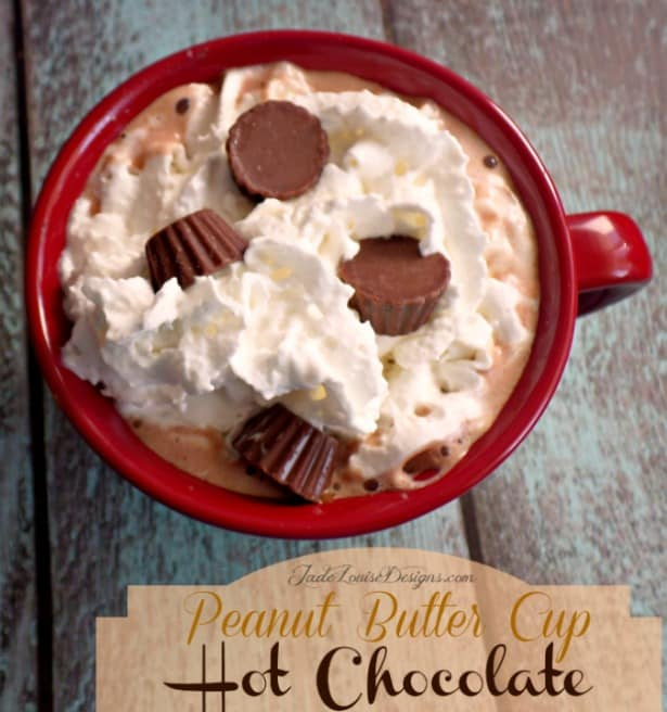 Hot Chocolate Peanut Butter Cup
