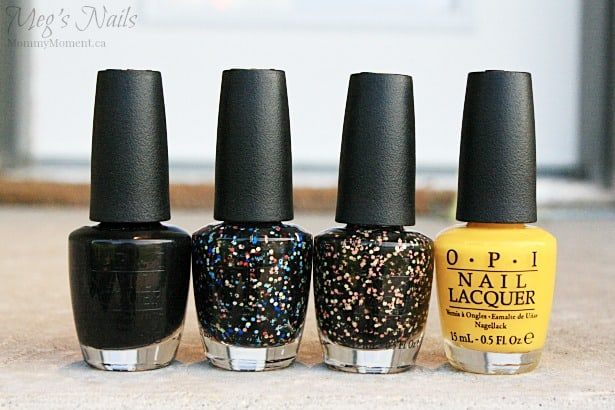 OPI Peanut Collection