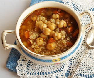 Spring Fever Soup