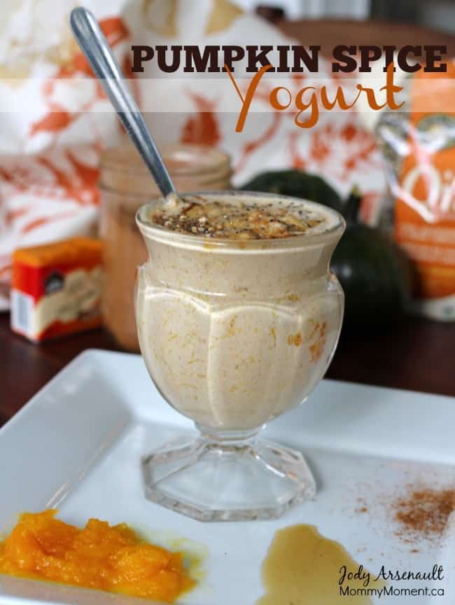 pumpkin-spice-yogurt
