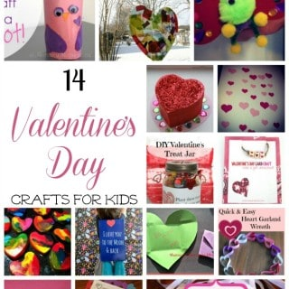 14 Valentine's Day Crafts for Kids