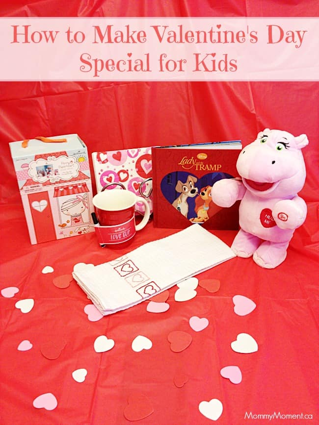 to make valentine's day special for kids, Ideas