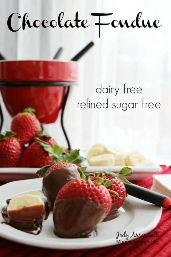 healthy-chocolate-fondue