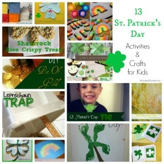 13 St Patrick's Day Activities and Crafts for Kids