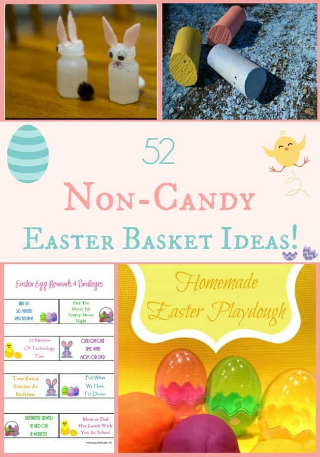 52 non candy easter basket ideas non candy easter basket ideas negle