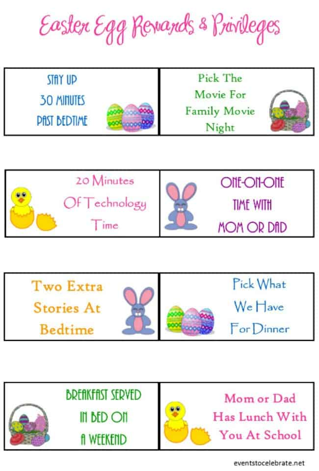 52 non candy easter basket ideas easter rewards eventstocelebrate negle Choice Image
