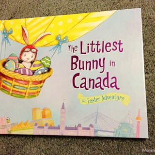 The Littlest Bunny ~ A book #giveaway for Easter!