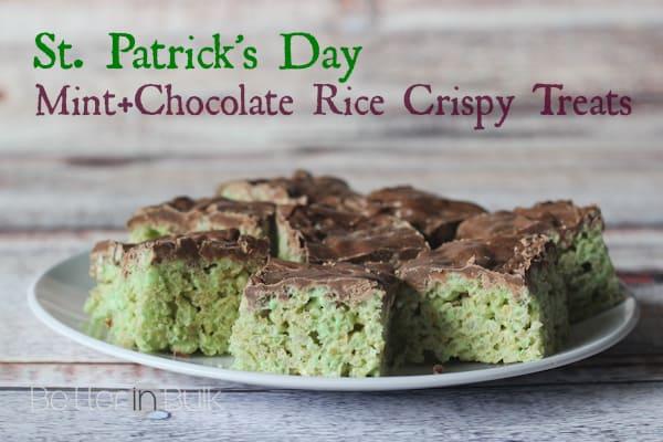 mint-chocolate-rice-crispy-treats