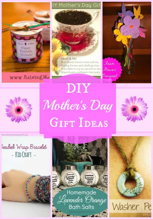Diy Mother 39 S Day Gift Ideas