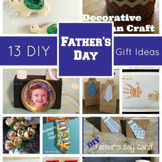 Make Dad Feel Special with these 13 DIY Father's Day Gift Ideas