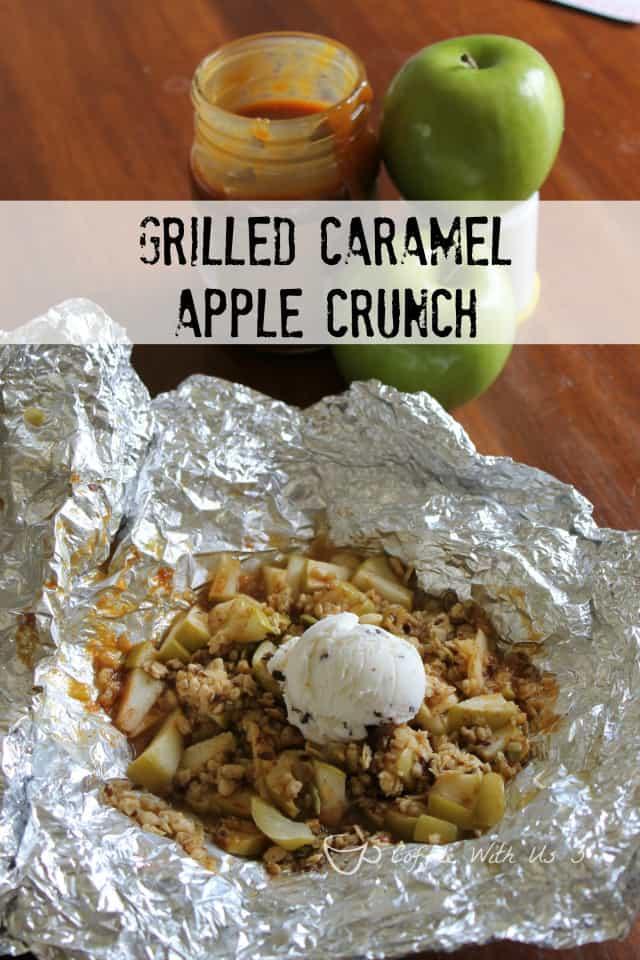Grilled-Caramel-Apple-Crunch
