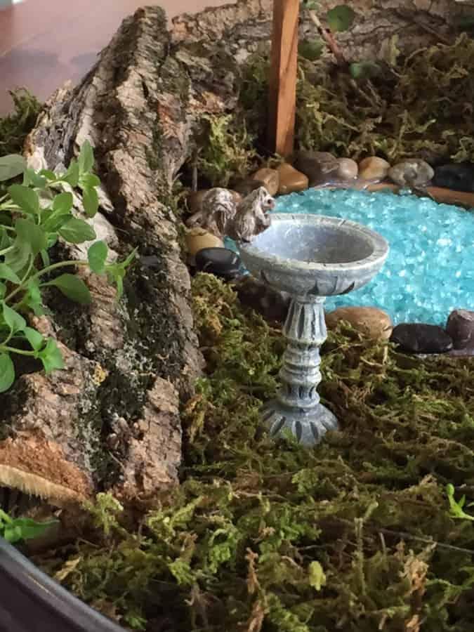 fairy- bird-bath