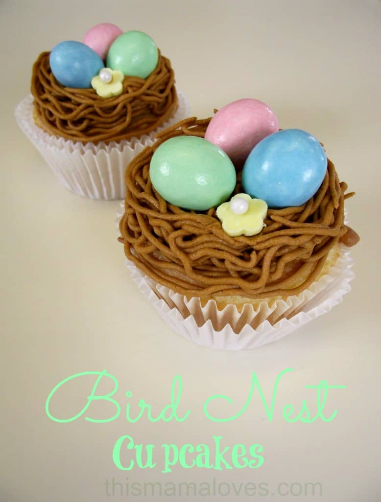 bird-nest-cupcakes