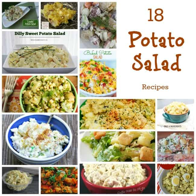 18 Potato Salad Recipes