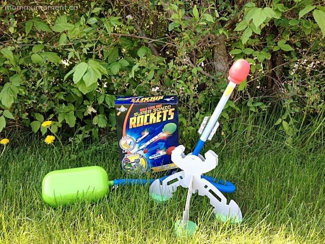 Super Sonic Rocket