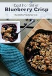 cast-iron-blueberry-crisp