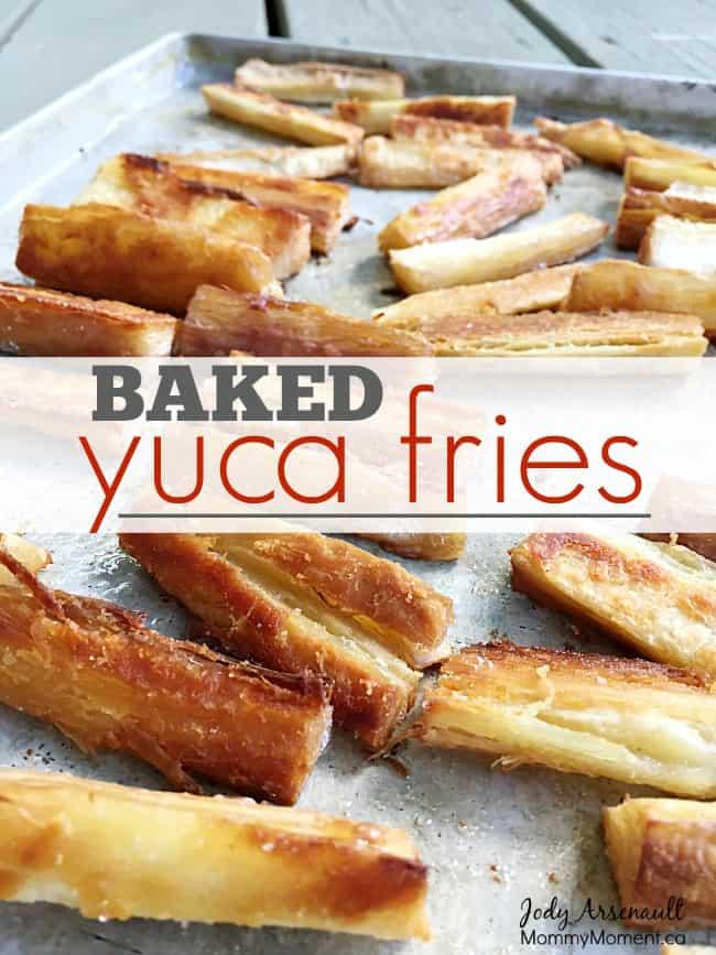 yuca-fries