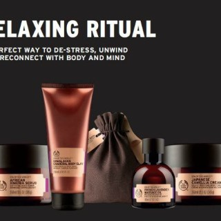 Turn your bathroom into a 'spathroom' with Spa of the World from The Body Shop #giveaway {CAN}