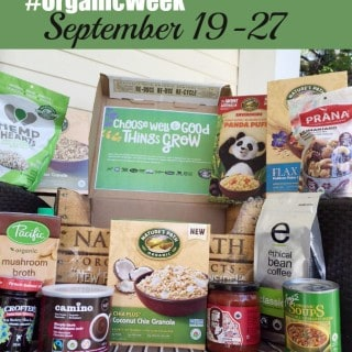 Nature's Path & Friends #OrganicWeek Gift Box