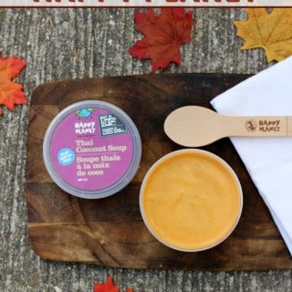 Healthy Eating On The Go with Happy Planet