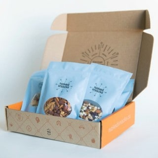Explore Wholesome Worry-free Snacking Straight to Your Door with Naked Snacks
