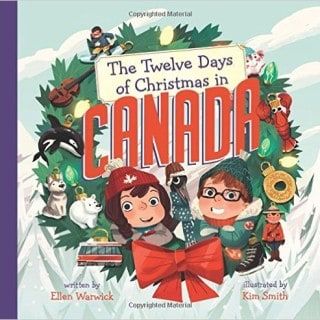 The Twelve Days of Christmas Canada Style! #31DaysOfGifts #Giveaway {CAN}