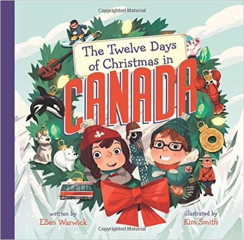Canadian 12 Days Of Christmas