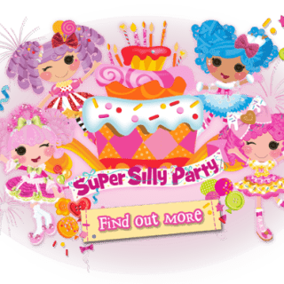 Everybody is invited to the Lalaloopsy Super Silly Party! #31DaysOfGifts #giveaway {CAN}